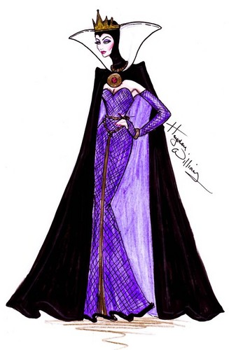 Evil Queen hình nền possibly with a kirtle and a áo của đàn bà, polonaise called Evil Queen