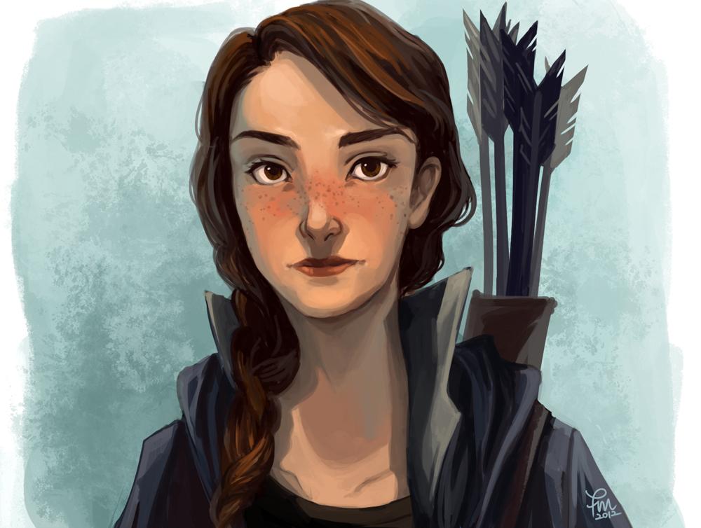 Katniss Everdeen Fan artKatniss Everdeen Fan Art