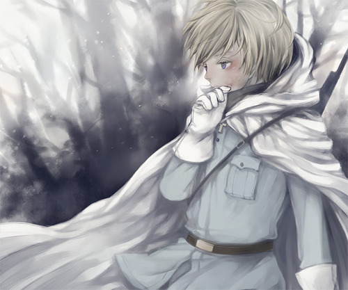 Hetalia wallpaper titled Finland