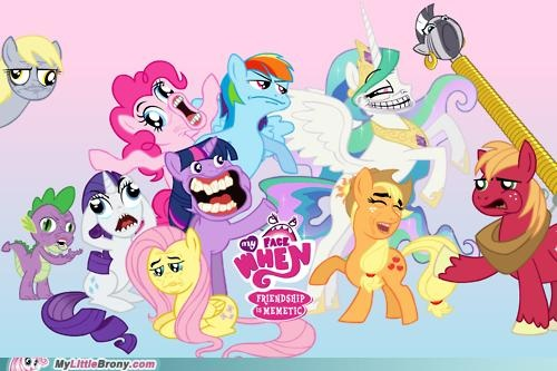 Funny mlp