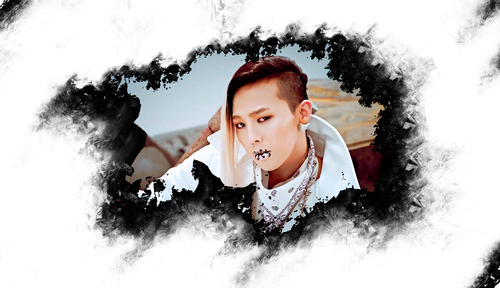 G-Dragon wallpaper possibly containing a glory hole called GD<3