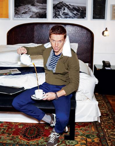 GQ Magazine November 2012