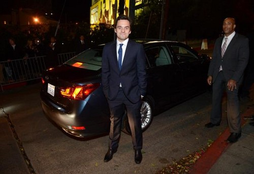 GQ Men of the ano Party 2012