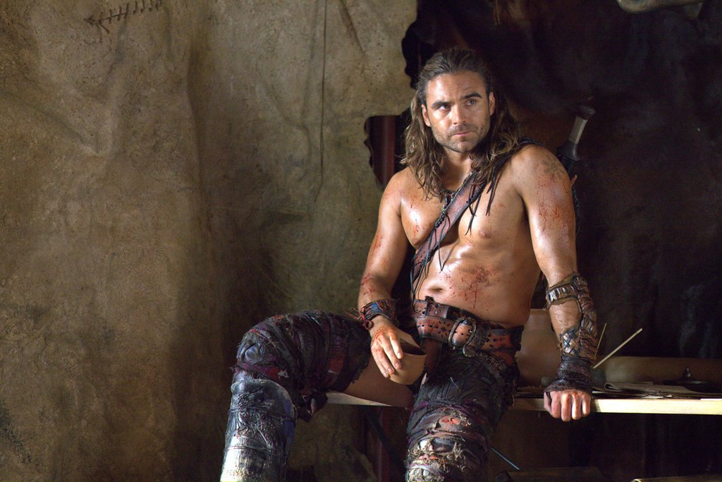 Final, spartacus war of the damned gannicus remarkable