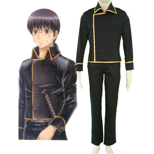 ジン Tama Shinsengumi Cosplay Costume