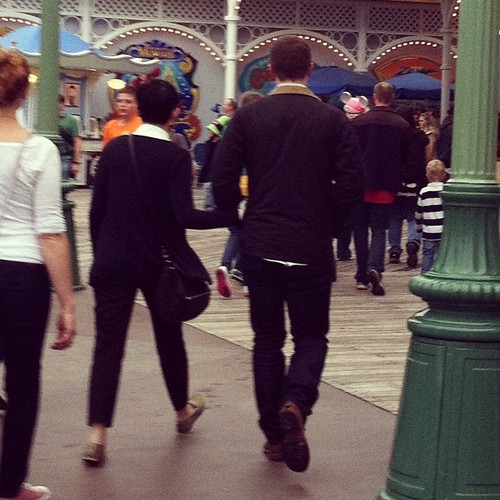 Ginny&Josh - Disneyland