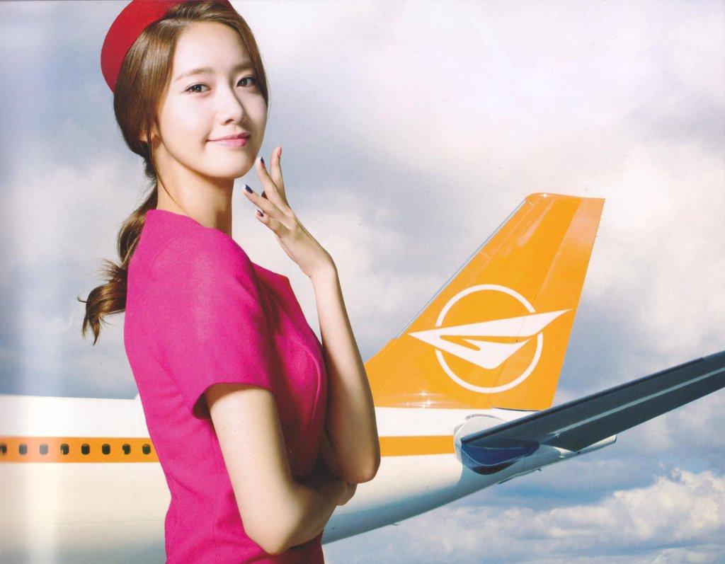 Girls' Generation II ~Girls & Peace~ scans