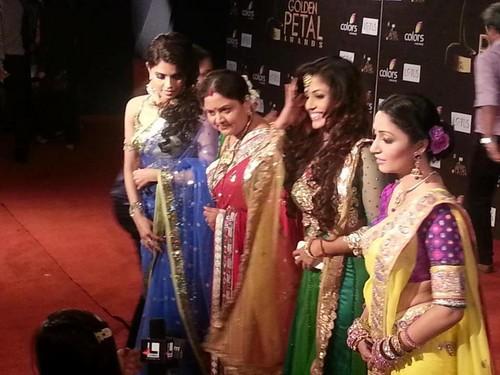 Golden Petal Awards 2012