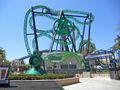 Green Lantern First Flight - rollercoasters photo