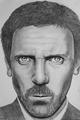 Gregory House - house-md fan art
