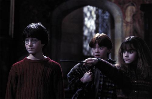 HP Chaacters