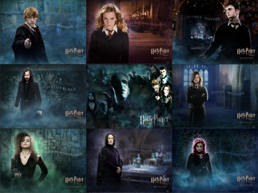 Harry Potter Characters Wallpaper Pictures to Pin on ...