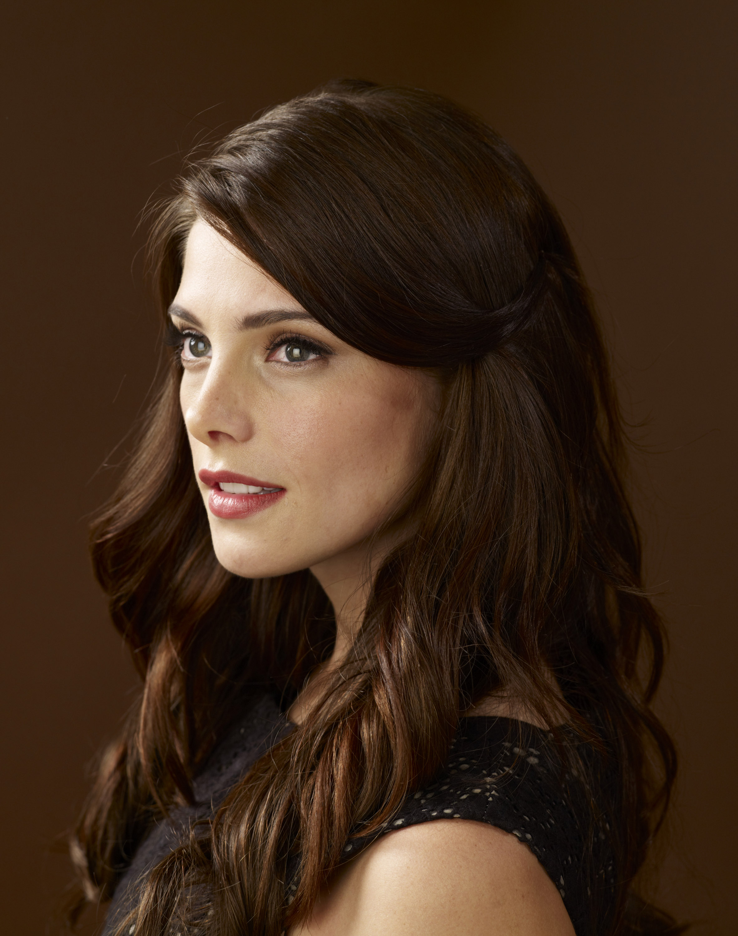 """HQ editions of Ashley's TIFF """"Butter"""" Portraits - 2011."""