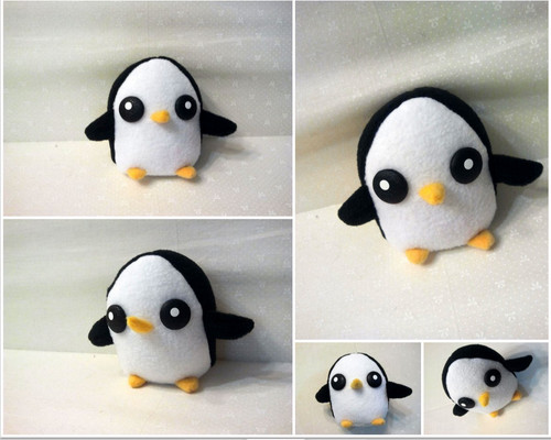 Handmade Advenutre Time Plush