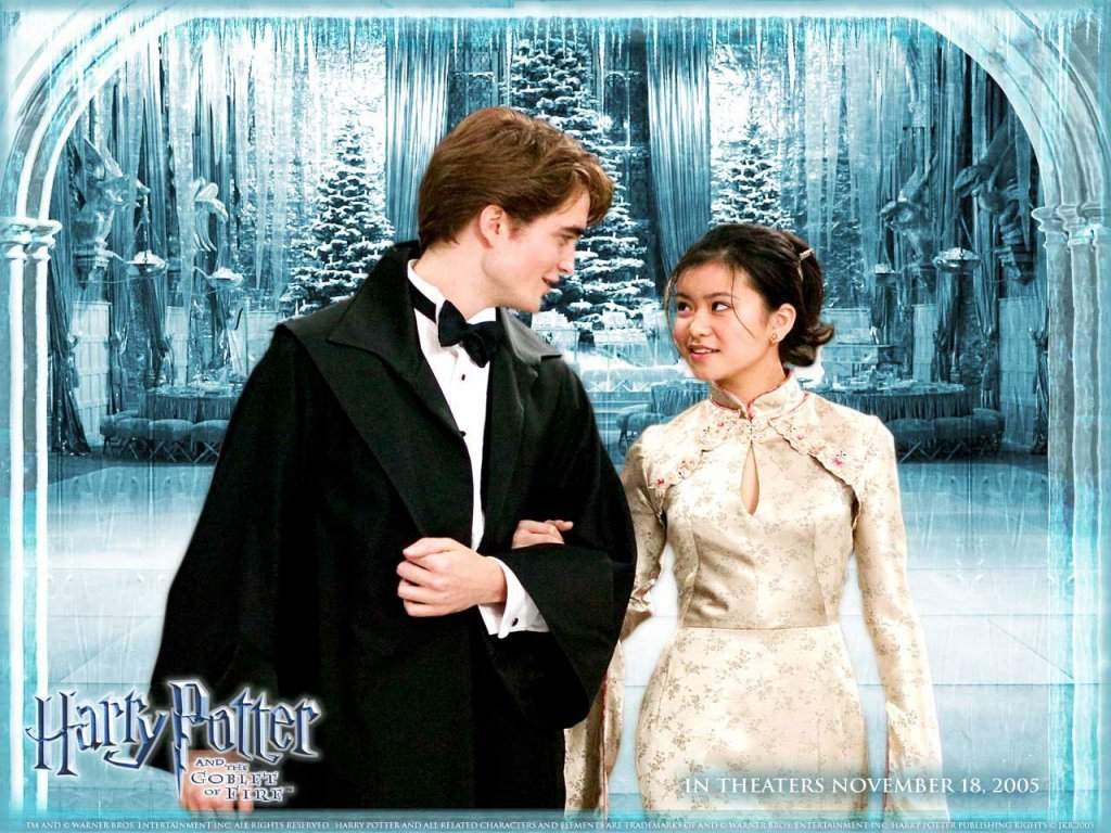 JFren42 Harry Potter Christmas
