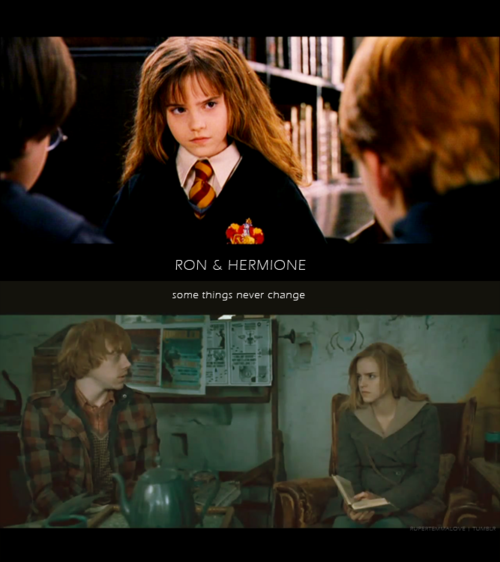 Hermione12353 images harry potter stuff wallpaper and - Rone harry potter ...
