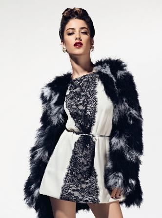 Hazal Kaya All magazine foto 2012