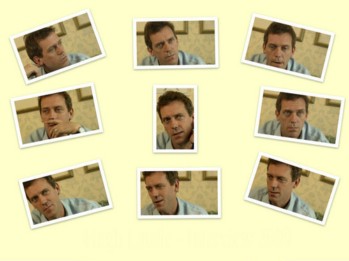 Hugh Laurie interview 1999