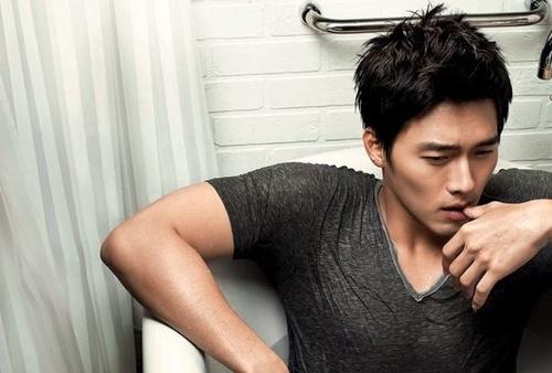 Hyun Bin is cool!