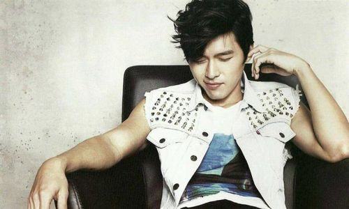 Hyun Bin is cool!
