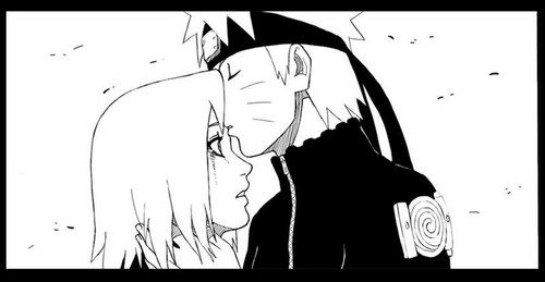 I amor NaruSaku