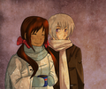 IceSey - hetalia-couples photo
