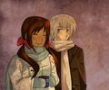 IceSey - hetalia-couples photo