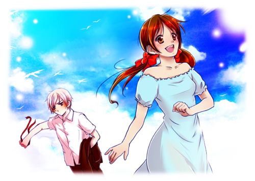Hetalia Couples! karatasi la kupamba ukuta probably containing anime called IceSey