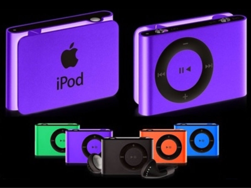 Inverted iPods