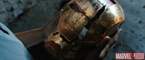 Iron Man 3 New mga litrato