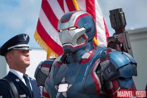 Iron Man 3 new ছবি