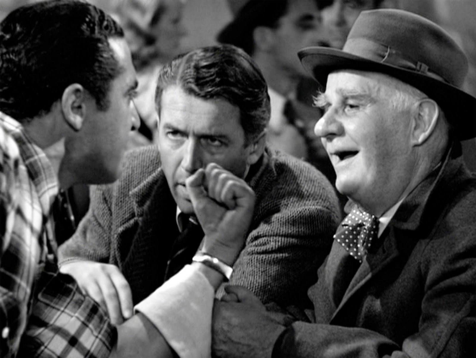 life is wonderful Classic festive films contain more than their fair share of murder, suicide and doomed relationships, says comedy writer jack bernhardt.
