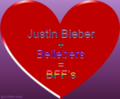 JB+B - beliebers fan art