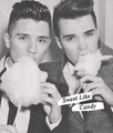 JJ & Josh Sweet Like Candy ;)