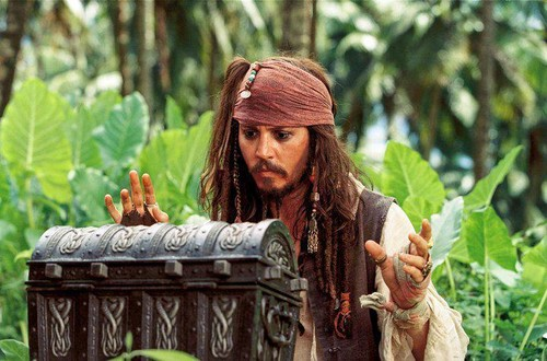 Jack Sparrow- POTC 2