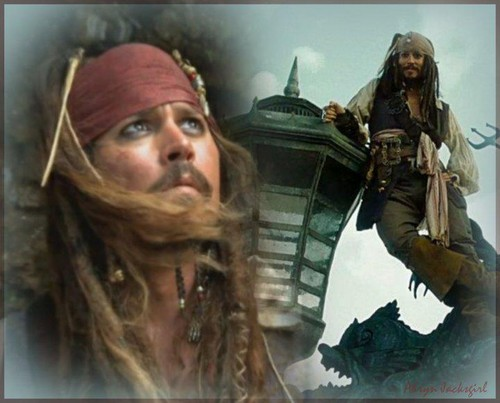 Jack Sparrow tagahanga art