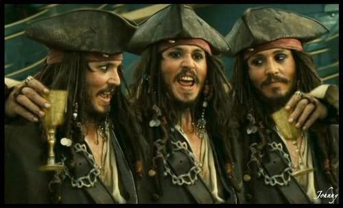 Jack Sparrow fan art