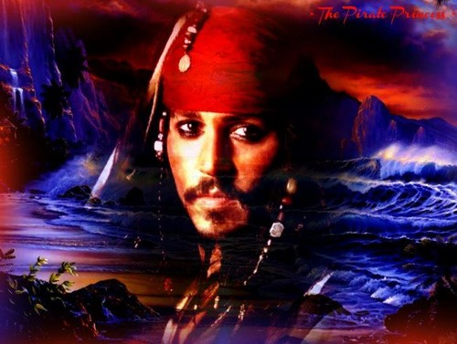 Jack Sparrow fanart