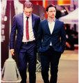 James & Michael