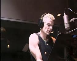 James recording for Once thêm with Feeling