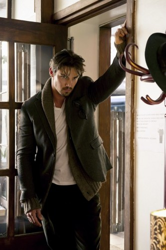 Jay Ryan - Remix Magazine Photoshoot - jay-ryan Photo