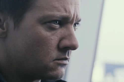 Jeremy Renner wallpaper containing a portrait titled Jeremy Renner as Aaron Cross in The Bourne Legacy