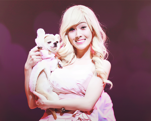 Jessica @ Legally Blonde