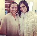 Jessie J and Jessica Ennis <3 - jessie-j photo