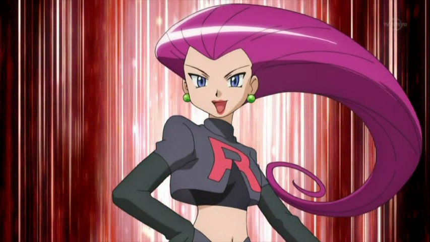 Girls Of Pokemon Images Jessie Hd Wallpaper And Background