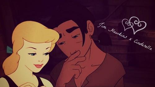 Jim x Cinderella