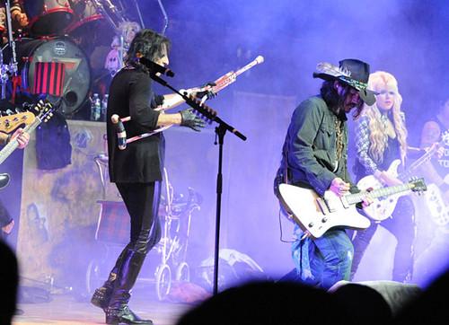 Johnny & Alice Cooper
