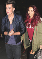 Josh & Jade From Little Mix
