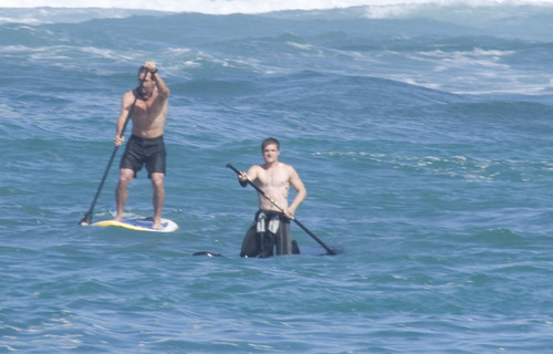 Josh in Hawaii