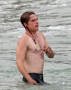 Josh on the Catching apoy set